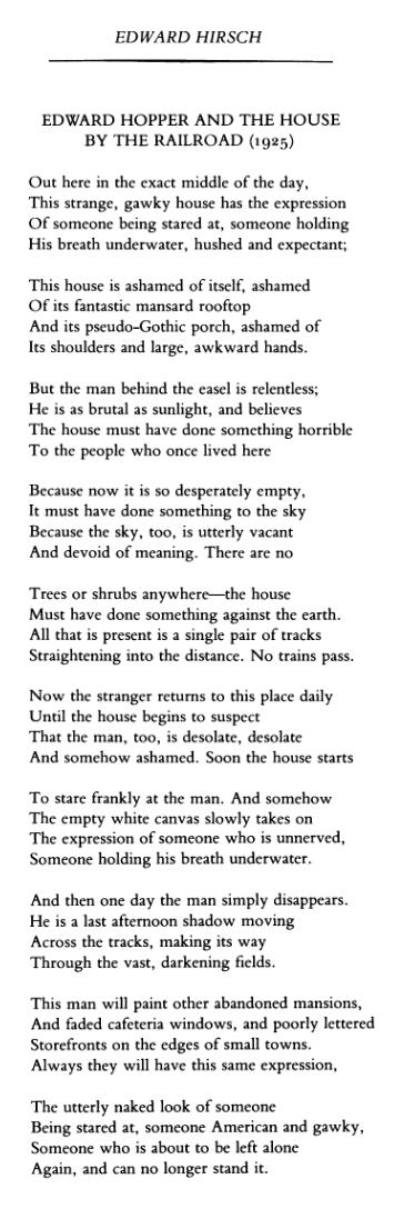 Ekphrastic Poetry: When Art Kindles Literature | Notes of Oak